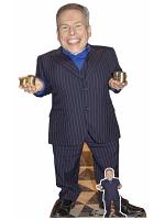 Warwick Davis Cardboard Cutout with Free Mini Standee