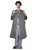 Sacha Baron Cohen as Borat Cardboard Cutout with Free Mini Standee