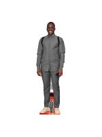 Ncuti Gatwa Actor Lifesize Cardboard Cutout With Free Mini Standee