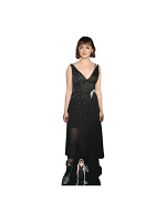 Maisie Williams Actor Lifesize Cardboard Cutout With Free Mini Standee