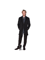 Tom Felton Actor Smart Tie Lifesize Cardboard Cutout With Free Mini Standee
