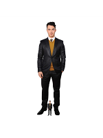 Kevin Jonas Singer Lifesize Cardboard Cutout With Free Mini Standee