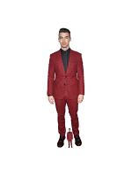 Joe Jonas Singer Lifesize Cardboard Cutout With Free Mini Standee