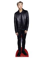 Bangtan Boy Black Leather Kim_Nam_joon_RM (Star Mini)