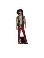 Lenny Kravitz (Red Jeans) Cardboard Cutout with Free Mini Cardboard Cutout