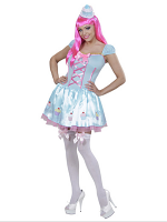Candy Girl (Dress Mini Hat)