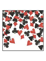 Card Suit Table Confetti