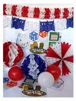 Casino Decoration Pack (1 Box Set)