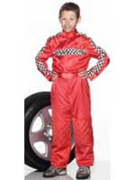 Child's Racing Driver Costume