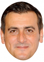 Chris Gascoyne Mask