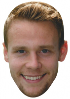 Chris Gunter Mask (Wales)