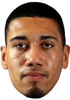 Chris Smalling Mask