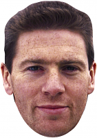 Chris Waddle Mask