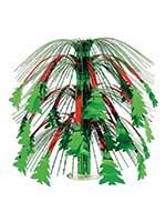 """Christmas Tree Cascade Centrepiece 18"""""""