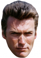 Clint Eastwood Mask