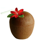 Coconut Cup's Give Your Party That Real Hawaiian Feel
