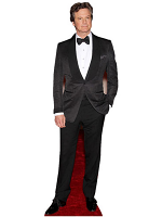 Colin Firth Cardboard Cutout