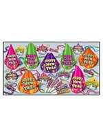 Colour-Brite New Years Eve Pack For 50 People