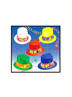 Colourama New Years Eve Party Top Hats (25)
