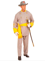 Confederate General Costume