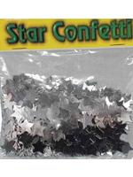 Confetti Large Silver Star's 84gm