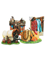 Cowboy Cutouts 16 inches 4 in a pack (1)