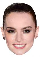 Daisy Ridley Mask