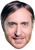 David Guetta Mask