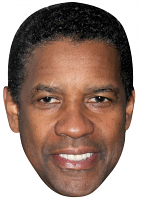 Denzel Washington Mask