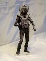 Dr Who Cyberman Cardboard Cutout Desktop