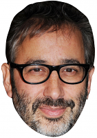 David Baddiel Mask