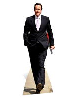 David Cameron (Conservative Party) Cardboard Cutout
