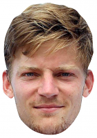 David Goffin Mask