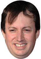 David Mitchell Mask