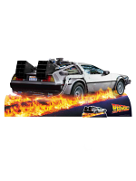 DeLorean Car Back to The Future