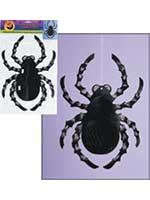 Decoration Hanging Glitter Spider Decoration