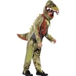 Deluxe Deathly Dinosaur Costume