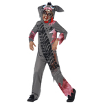 Deluxe Roadkill Pet Costume