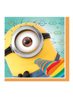 Despicable Me Party Napkins