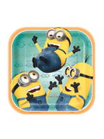 Despicable Me Party Plates