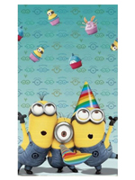 Despicable Me Party Tablecover 137x213c