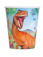"Dinosaur Cups 9"""
