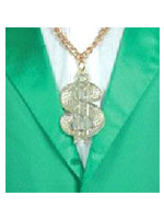 Dollar Medallion Necklace