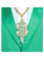 Dollar Medallion Necklace