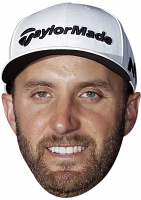 Dustin Johnson Mask