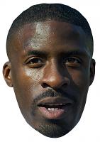 Dwain Chambers Mask
