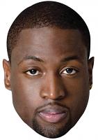 Dwayne Wade Mask
