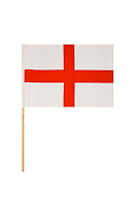 England (St George) Hand Waving Flag
