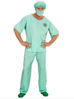 Emergency Room Doctor (Shirt Pants Hat Face Mask)