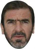 Eric Cantona Mask
